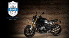 2014 Best Retro: BMW R nineT - Auto Trader Best Bike Awards