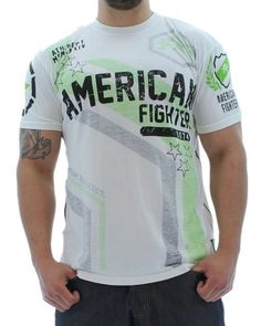 American Fighter Mens UPSTATE T-Shirt Tee MMA UFC White Size M American Fighter,http://www.amazon.com/dp/B00CMVS2AK/ref=cm_sw_r_pi_dp_Be8QrbD75B4E42AA