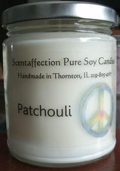 The spicy sweet aroma of exotic patchouli creates a perfectly mellow mood