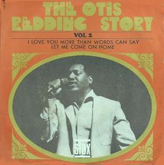 SIXTIES BEAT: Otis Redding Love You More Than, More Than Words, I Love You, My Love, Otis Redding, American, Beats, Singer, Baseball Cards