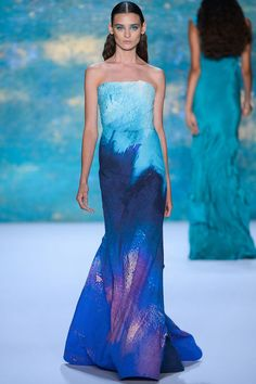 Monique Lhuillier | Spring 2013 Ready-to-Wear Collection