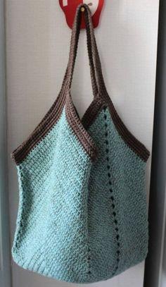 DIY: 12 Ideias de bolsa de crochê +Dicas #1 ⋆ De Frente Para O Mar