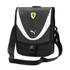 Scuderia Ferrari Replica Crossover Bag #ferrari #ferraristore #puma #crossoverbag #bag #borsa #crossover #red #rosso #rossoferrari #ferrarired #prancinghorse #cavallinorampante #accessories #accessori