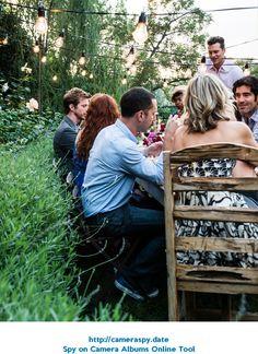 Outdoor dinner photographer Amy Neunsinger - Ali larter cookbook