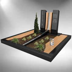 Cemetery Monuments, Funeral, Design, Grave Decorations, Home Altar, Leather Armor, Memorial Park, Trendy Tree, Plants