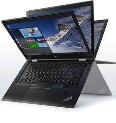 Laptop Lenovo ThinkPad X1 Yoga i7 là dòng sản phẩm cao cấp sang trọng. Sở hữu thiết kế cứng cáp nhưng mỏng nhẹ, có thể lật xoay 360 độ vô cùng tiện lợi, cùng với đó là cấu hình cực mạnh với vi xử lý Intel Core i7-6600U, 16 GB RAM và ổ cứng SSD dung lượng 512 GB