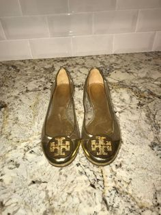 6663bb23113f Tory Burch Size 9 Reva Ballet Flats Shoes  fashion  clothing  shoes   accessories