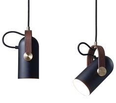 Carronade Lighting Collection by Le Klint