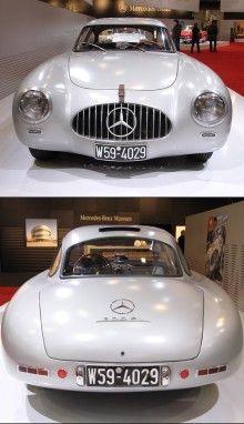 1952 Mercedes W194