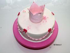 Ristiäiset, christning, cake idea for girl