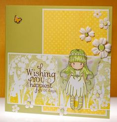 A thousand sheets of paper: Fairy fun and an Easter surprise