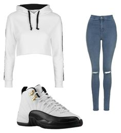 """""""Untitled #17"""" by victoriaperez901 on Polyvore featuring Retrò and Topshop"""