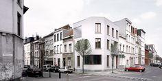 029 Hoekwoning Trapstraat Antwerpen • 360 architecten - Gent