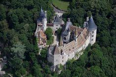 ✅ Château de La Rochepot (Côte d'Or)