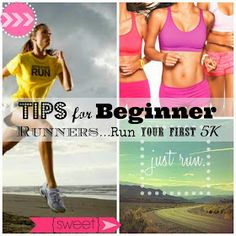 *SWEET HAUTE*: Organize Your Fitness: Tips for Running your First 5K Run