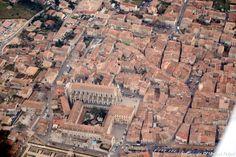 Photo aérienne de Saint-Maximin-la-Sainte-Baume - Var (83)