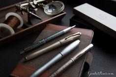 Fountain Pens | Parker IM Premium - Brown Shadow | GouletPens.com