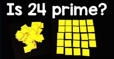 If your students struggle with the idea of prime vs. composite numbers, this hands-on investigation activity into prime numbers may be helpful, especially to the kinesthetic learners in your classroom. Prime And Composite Numbers, Prime Numbers, Math Word Walls, Primary Maths, Math Words, Environmental Education, Travel Humor, Educational Technology, Investigations