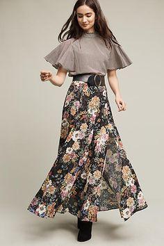 Yumi Kim Cassidie Maxi Skirt, affiliate link