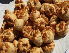 Canapes, Pretzel Bites, Bakery, Muffin, Appetizers, Bread, Cookies, Breakfast, Recipes