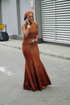 African clothing Women's dress Ankara women dress by AnkaraBowTies