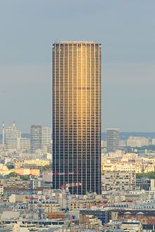 1000 images about la tour montparnasse f te ses 40 ans on for Hotel design montparnasse