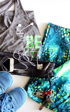 Running Stuff / by FlipBelt Workout Essentials, Workout Tips, Running Workouts, Workout Attire, Workout Wear, Running Belt For Phone, Flip Belt, Gym Swag, Dont Ever Give Up