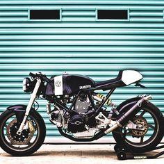 Ducati cafe custom