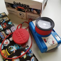 used once good condition - box is a little damaged<br/><br/>LOMOGRAPHY 35MM FISHEYE CAMERA IN A RARE LIMITED EDITION HELLO KITTY DESIGN / STYLE. A MUST FOR HELLO KITTY COLLECTORS! VERY CUTE KAWAII STYLE. | eBay!