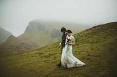 Chelsea and Gabriel's Scotland Elopement. Photography by Anna Urban. See more here,,,, @intimateweddings.com #elopements