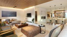 Apartamentos Decorados com as melhores idéias e novidades.