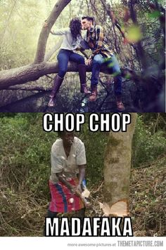 Funny pictures about Chop Chop. Oh, and cool pics about Chop Chop. Also, Chop Chop. Funny Shit, The Funny, Funny Jokes, Funny Stuff, Random Stuff, Funny Things, Girly Things, Awesome Things, Nice Things