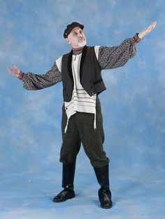 Harlequin Costume Fiddler On The Roof Costume Rentals