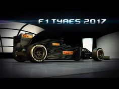 ps: F1 2017: new rules and new tyres in Formula 1