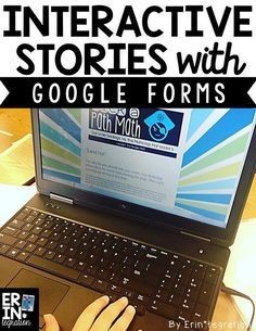 Review multi-step math problems on Google Forms using a choose your own adventure style self-checking form.  Learn how it works and see it in action.