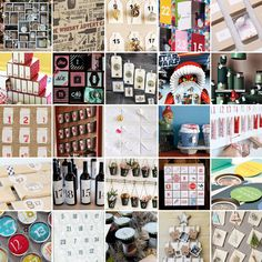 25 Awesome Advent Calendars via Brit + Co. Advent Calendars for Adult too! You'll thank me for pinning this.