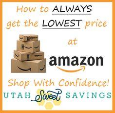 Amazon: Shop With Confidence   Price Adjusting