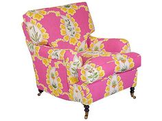"""pink and yellow, """"luv this style"""""""