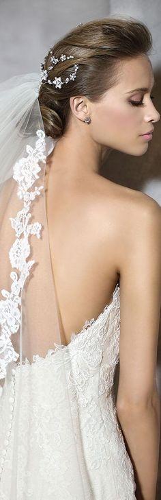 Coiffure mariage : LOOKandLOVEwithLOLO