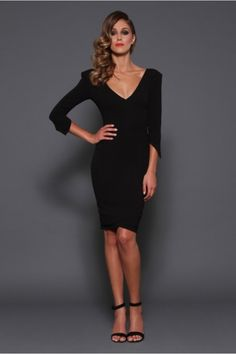 Perfect LBD to take you from 'Office to Bar'!