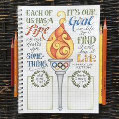 Planner Olympics Results | Show Me Your Planner (Planning and Journal Inspiration