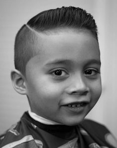 Choosing the right childrens haircuts is crucial to your boy's looks and style. Try new hairstyles every year and keep changing his stylish looks. Here are some beautiful kids haircuts that you can't miss this year! Young Boy Haircuts, Kids Girl Haircuts, Childrens Haircuts, Teen Haircuts, Cool Haircuts, Cute Boy Hairstyles, Try New Hairstyles, Black Kids Hairstyles, Unique Hairstyles