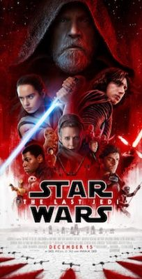 The Last Jedi continues the Star Wars saga, following on from The Force Awakens. After joining Luke Skywalker, Rey takes her first steps in the Jedi world as the myteries of the Force and secrets of the past are slowly unravelled.