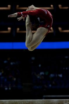 Rebecca Bross gymnast prelim qualification 41st Artistic Gymnastics World Championship 2009 WAG London balance beam USA #KyFun