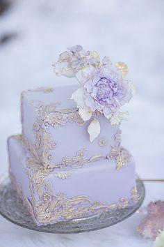 Single Layer Wedding Cakes