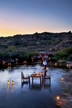 Bushmans Kloof Wilderness Retreat and Wellness Reserve Romantic Places, Romantic Travel, Beautiful Places, Romantic Bath, Romantic Vacations, Romantic Getaways, Tanzania, Places To Travel, Places To See