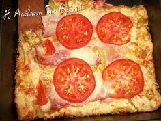Πίτσα με φέτες του τοστ Pepperoni, Pizza, Food, Essen, Meals, Yemek, Eten