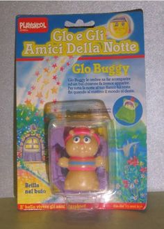 I remember having one of these. It glowed pretty good in the dark.