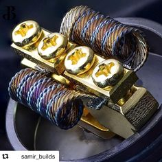 . ▼▼▼ Like Follow and Tag Your Friends Below! ▼▼▼ . Originally posted by @thebeardedvaper94 Go check out this dope coil builder when you get a chance! . Click The Shop In My BIO And Use The Coupon  For Some Awesome Liquid At Really Reasonable Prices!  #va