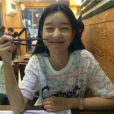 Korean Actresses, Actors & Actresses, Hyun Seo, Popular Actresses, Bare Face, Without Makeup, Face Shapes, Kpop Girls, Girl Crushes
